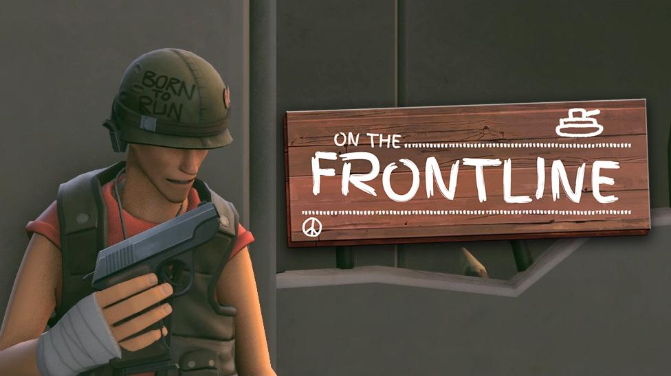 72hr - On the Frontline! [SFM short film] | TF2Maps net
