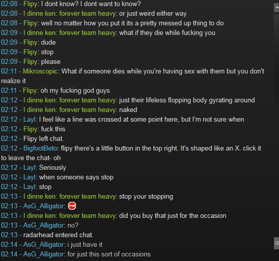 Why do you love steam convos? | Page 220 | TF2Maps net